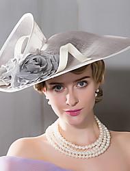 cheap -Flax Silk Headbands Fascinators Headpiece Classical Feminine Style