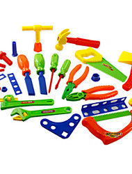 Pretend Play Construction Tools Toys Duck Toys Novelty Kids Unisex Boys Pieces
