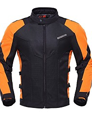 cheap -DUHAN Jacket Textile All Season Windproof Motorcycle Kidney Belts