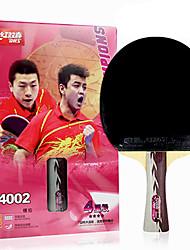 economico -Ping-pong Racchette Legno 4 Stelle Manopola  lunga / Brufoli Manopola  lunga / Brufoli