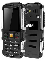 abordables -AGM AGM M1 ≤3 pouce / ≤3.0 pouce pouce Smartphone 3G (<256MB + Autre 2 mp Autre 2570 mAh mAh)