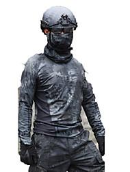 abordables -Homme Hauts/Top Chasse Sport de détente Etanche Pare-vent Vestimentaire Respirable Printemps Eté Hiver Automne