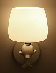 e14 caractéristique de la peinture moderne / contemporaine pour mur de lumière oeil protectionambient appliques murale
