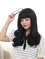 Synthetic Wigs Body Wave Ombre Color Heat Resistant Wig For Women