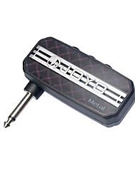 JOYO JA-03 Metal Mini Guitar Amplifier Pocket Amp w/ Headphone Output and MP3 input