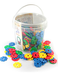 cheap -Building Blocks Educational Toy Toys Toys Large Size Thick Kids Unisex 200 Pieces