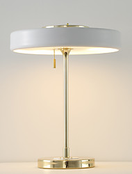 40 Modern/Contemporary Novelty Desk Lamp , Feature for Multi-shade , with Electroplated Use On/Off Switch Switch