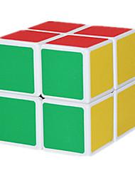 baratos -Rubik's Cube 3*3*3 2*2*2 Cubo Macio de Velocidade Cubos Mágicos Cubo Mágico Adesivo Liso Quadrada Dom