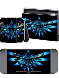 cheap -B-SKIN 任天堂 Switch/NS Sticker for Nintendo Switch Portable Novelty #