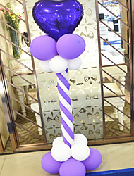 Eco-friendly Material Aluminum Alloy Wedding Decorations-1Piece/Set Spring Summer Fall Winter Non-personalized