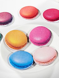 cheap -1 PCS Macarons Cute Self-Stick Notes