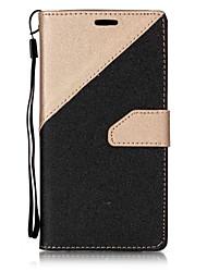 For Case Cover Wallet Card Holder with Stand Flip Magnetic Full Body Case Solid Color Hard PU Leather for SamsungJ7 (2016) J7 Prime J7 J5
