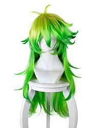 economico -Parrucche Cosplay Cosplay Cosplay Anime Parrucche Cosplay 80cm CM Tessuno resistente a calore Per uomo Per donna