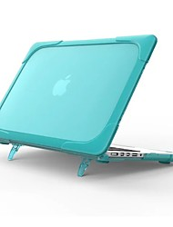 cheap -MacBook Case Solid Colored Plastic for MacBook Air 13-inch / MacBook Pro 13-inch with Retina display