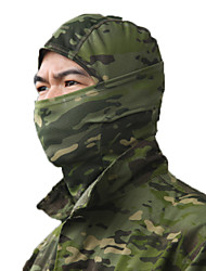 cheap -Unisex Balaclava Hunting Leisure Sports Windproof Dust Proof Winter Spring Fall/Autumn
