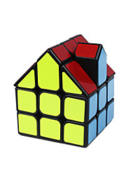 Rubik's Cube Smooth Speed Cube Smooth Sticker Adjustable spring Magic Cube Gift