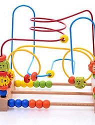 Costruzioni Gioco educativo Puzzle Labirinto Macchine giocattolo Giocattoli Pezzi Bambini Per bambini Regalo