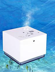 1 pc diy aromaterapia ar difusor de óleos humidifieressential nebulizador noite levou aroma lightultrasonic fabricante de difusor de