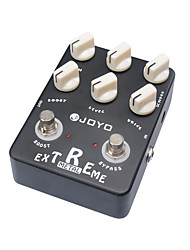JOYO JF-17 Guitarra Violao Guitar Effect Pedal Extreme Metal Distortion for Musical Instrument