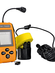 cheap -Fish Finder Waterproof Other portable LCD None Wireless 4×AAA Hard Plastic