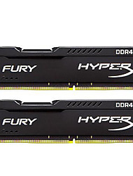 Kingston RAM 32GB Kit (16GB * 2) DDR4 2400MHz Memória de desktop