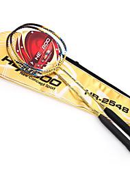 Racchette da badminton Duraturo Alluminio in lega di carbonio 1 pezzo per