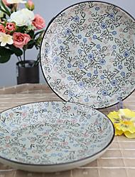 Porcellana Piatti piani stoviglie  -  Alta qualità