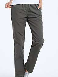 Women's Hiking Pants Thermal / Warm Breathable Bottoms for Camping / Hiking Hunting S M L XL XXL