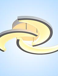 preiswerte -8w Zeitgenössisch / Traditionell-Klassisch LED Korrektur Artikel KronleuchterWohnzimmer / Schlafzimmer / Esszimmer / Küche /