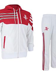 Unisexe Manches Longues Basket-ball Ensemble de Vêtements Pantalons Respirable Confortable