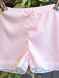 cheap -Girls' Solid Underwear-Cotton-All Seasons Lace