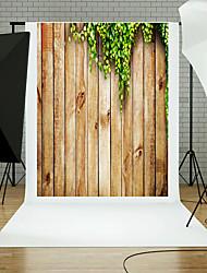 5x7ft, mur en bois, fond d'écran, arrière-plan, studio, accessoires, bleu, carte, thème, nouveau