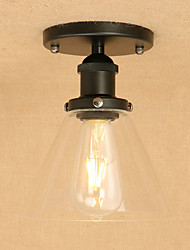 cheap -Vintage Country Pendant Light Ambient Light - Mini Style LED Designers, 110-120V 220-240V Bulb Included