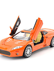 cheap -Pull Back Vehicles Model & Building Toy Car Metal