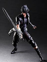Figure Anime Azione Ispirato da Final Fantasy Noctis Lucis Caelum PVC 27 CM Giocattoli di modello Bambola giocattolo