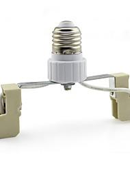 cheap -Ceramic E27 to R7S Base Socket Lamp Holder for 118mm R7S Light Bulb (1 Piece)