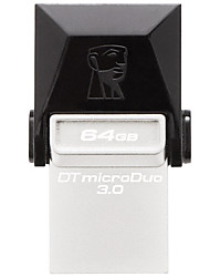Kingston dtduo3 64gb usb 3.0 flash-Laufwerk otg micro usb mini ultra-kompakt
