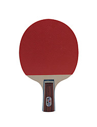 Ping Pang/Table Tennis Rackets Ping Pang/Table Tennis Ball Ping Pang Cork Long Handle Pimples 2 Rackets 3 Table Tennis Balls