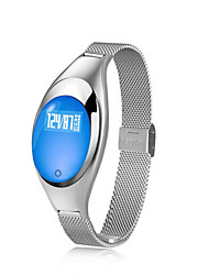 cheap -Ms Z18 Step Blood Pressure Blood Oxygen Monitoring Heart Rate Monitoring Meter Movement Smart Wear Bluetooth Bracelet