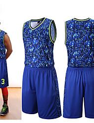 Недорогие -Универсальные Футбол Наборы одежды Дышащий Удобный Зима Весна Лето Осень В снежинку Полиэстер Баскетбол Футбол