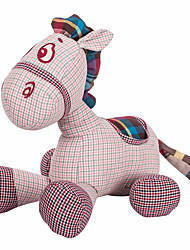Stuffed Toys Dolls Stuffed Pillow Toys Horse Furnishing Articles Boys' Girls' 1 Pieces