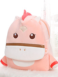 Stuffed Toys Backpack Toys Hippo Animal Cartoon Design Kid's Children's 1 Pieces