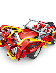 Building Blocks Radio Control Toy Cars Toys Car Pieces Children's Boys' Gift