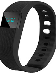 cheap -Smart Fitness Bracelet OLED Display Flex Smart Watch Sleep Tracking Passometer Pulsometer Smart Wristband