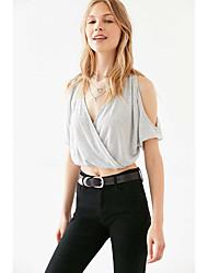 aliexpress donne nuove scoppio modelli di maglia a strisce senza spalline