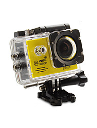 SJ7000 Waterproof Aerial Camera WiFi 1080P HD 2.0 inch Screen Sports DV Camera 1 Set