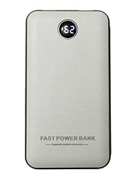 cheap -LCD-WH 10000mAh LCD 5V2.4A 9V2A Fast Charge Power Bank for Mobile Phone