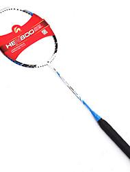 Raquetes para Badminton Durável Fibra de Carbono 1 Peça para