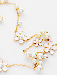 Sweet Lolita Dress Necklace Vintage Inspired Lolita Accessories Solid Necklace Polyester Metal
