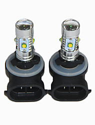 cheap -2PCS 60W 881 LED Fog Lamp